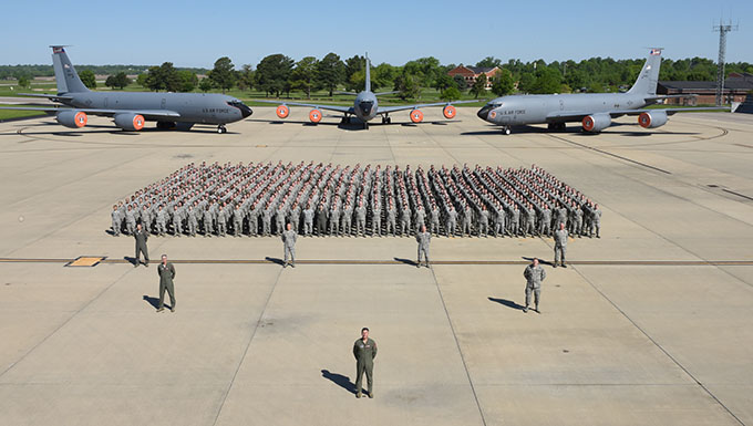 Welcome to the 126th Air Refueling Wing!